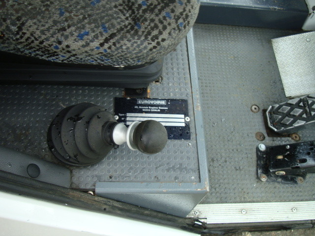 Cabine buchner city cat 5000 max machinery equipment for Cabine stub di stub