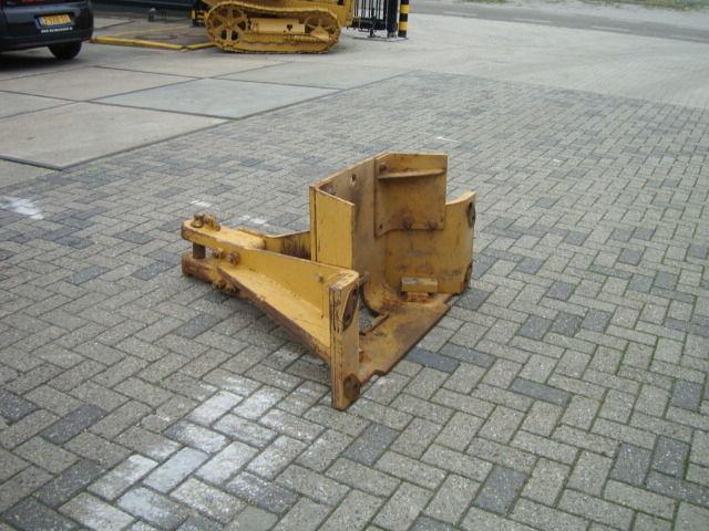 Drawbar cat d8n max machinery equipment for Cabine stub di stub