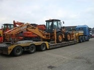 CASE 695 SOLD TO GERMANY