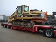 CAT 320 BL SOLD TO TJAAD