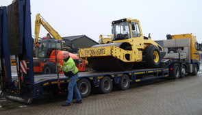 BOMAG BW 213-4 SOLD TO SENEGAL