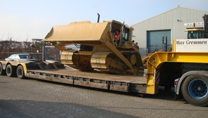 CAT D6R LGP SOLD TO NIGERIA