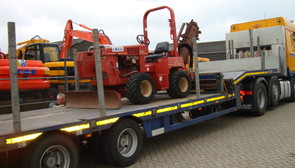 DITCH WITCH SOLD TO MALI