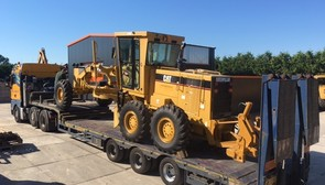 CAT 160H SOLD TO BOLIVIA